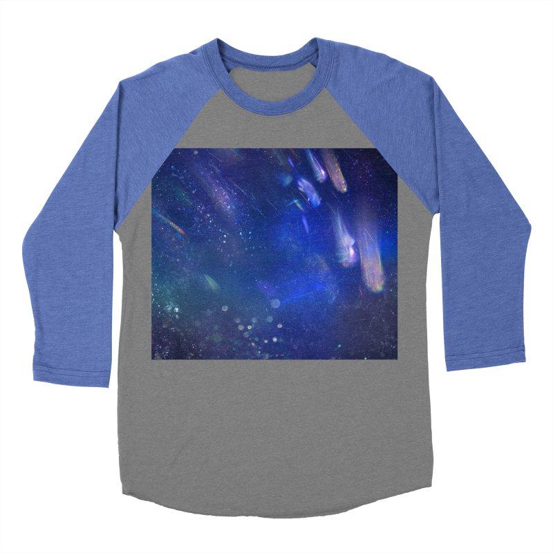 Out of This World Men's Baseball Triblend Longsleeve T-Shirt by Noir Designs