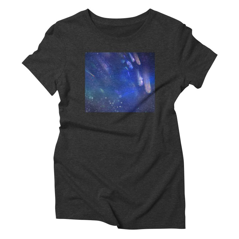 Out of This World Women's Triblend T-Shirt by Noir Designs