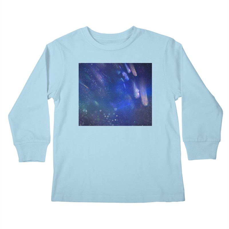 Out of This World Kids Longsleeve T-Shirt by Noir Designs