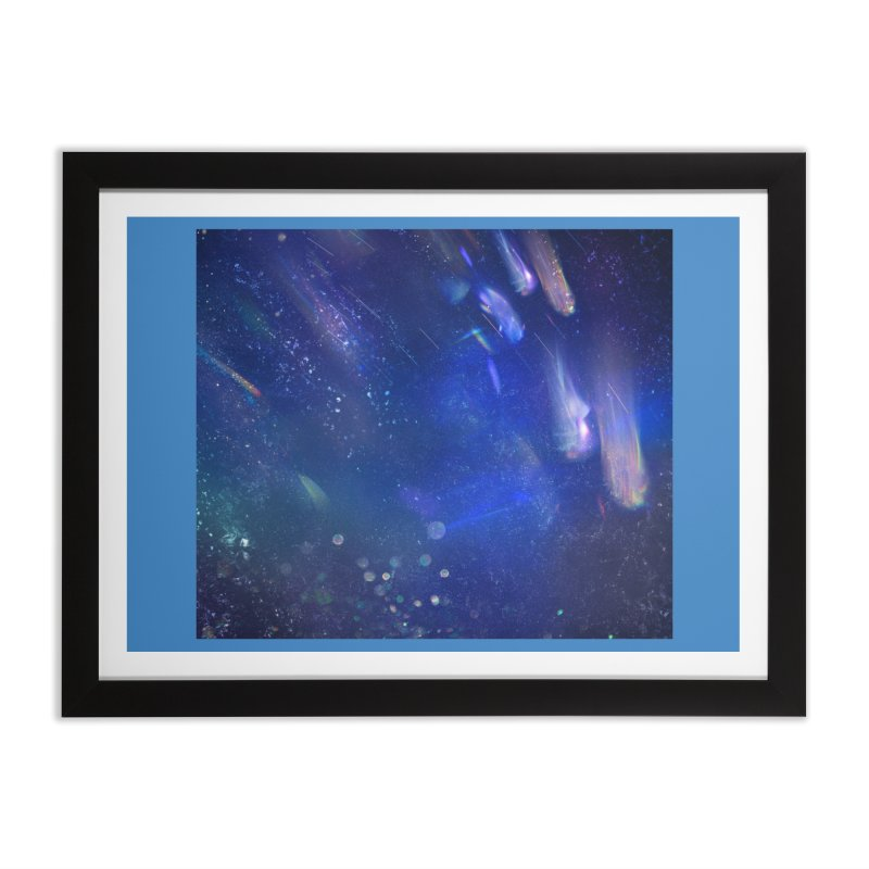 Out of This World Home Framed Fine Art Print by Noir Designs