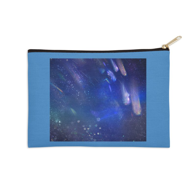 Out of This World Accessories Zip Pouch by Noir Designs