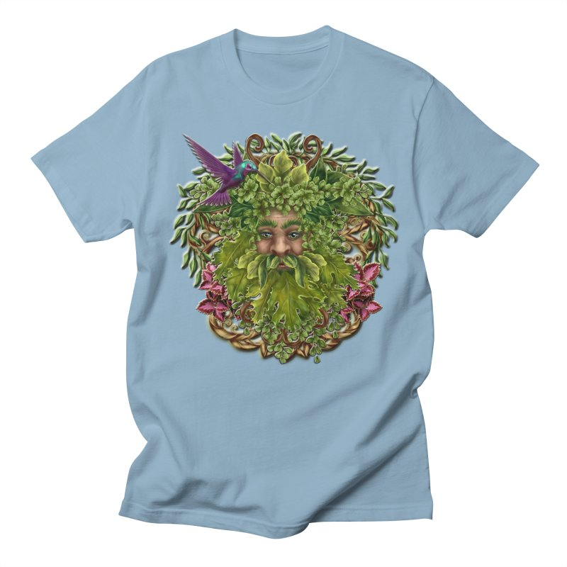 Pan the Pagan Earth God Women's Regular Unisex T-Shirt by Noir Designs
