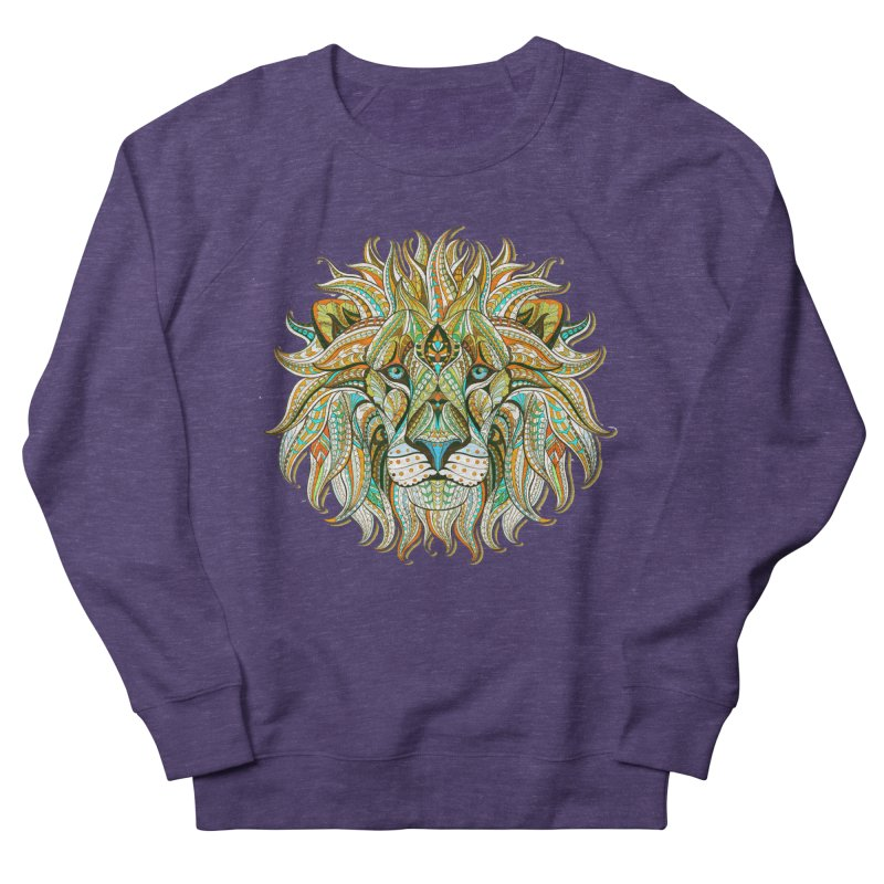 Lionometry Women's French Terry Sweatshirt by Noir Designs