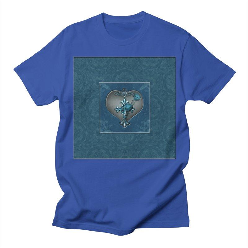 Blue Loyalty Women's Regular Unisex T-Shirt by Noir Designs