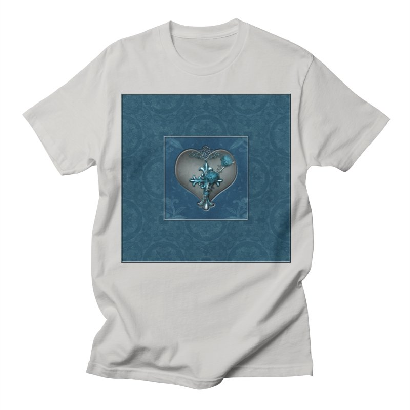 Blue Loyalty Men's T-Shirt by Noir Designs