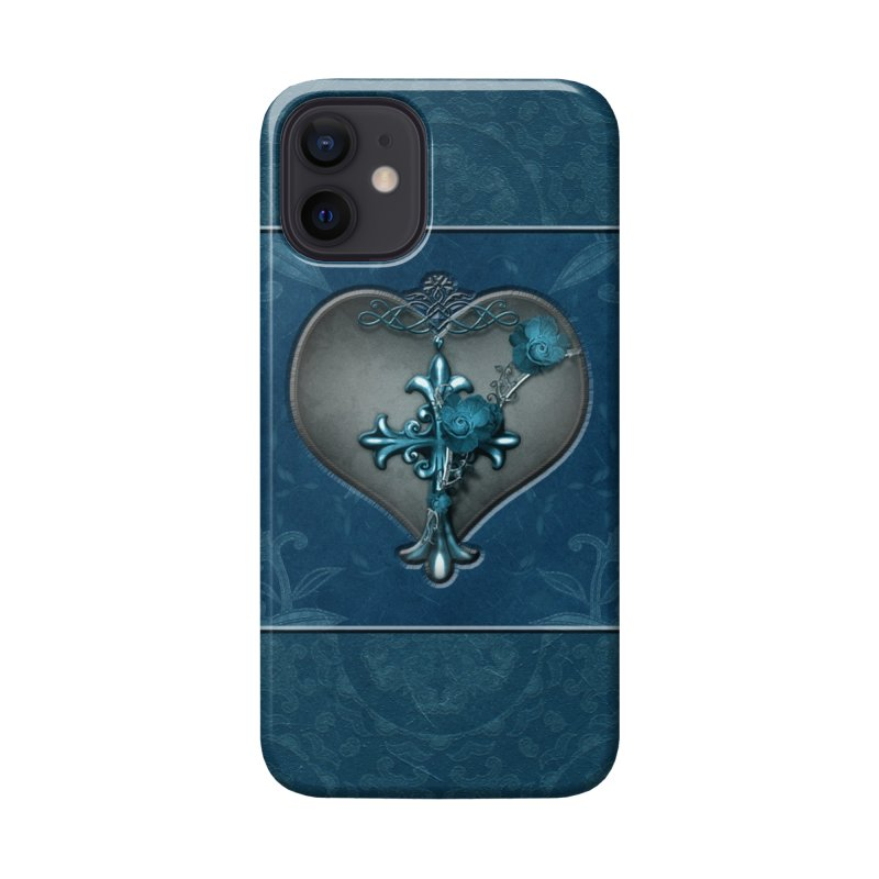 Blue Loyalty Accessories Phone Case by Noir Designs
