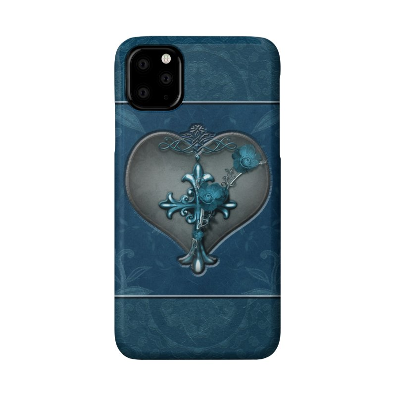Blue Loyalty Accessories Phone Case by Noir Designs