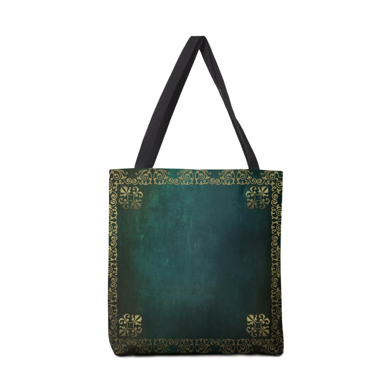 Tranquil Sea Accessories Tote Bag Bag by Noir Designs