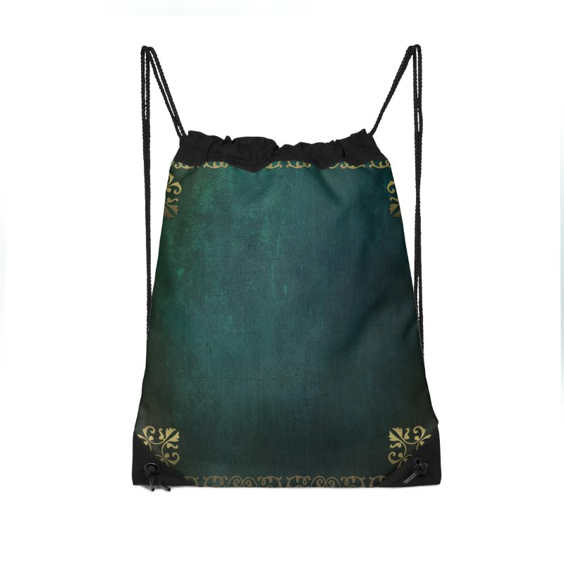 Tranquil Sea Accessories Bag by Noir Designs
