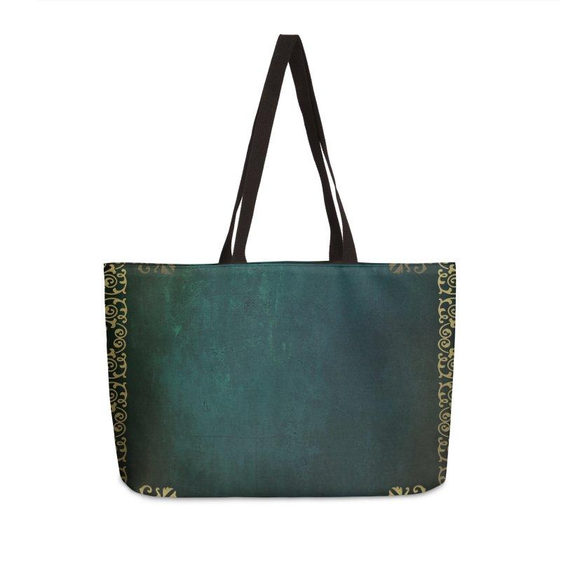 Tranquil Sea Accessories Weekender Bag Bag by Noir Designs