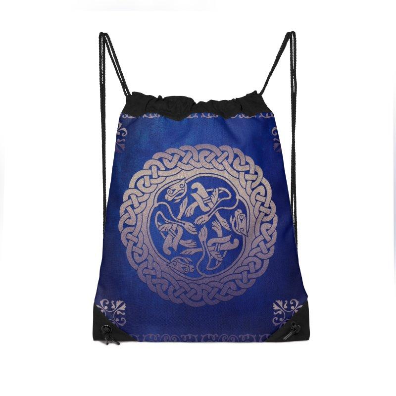 Indigo Sky Accessories Bag by Noir Designs
