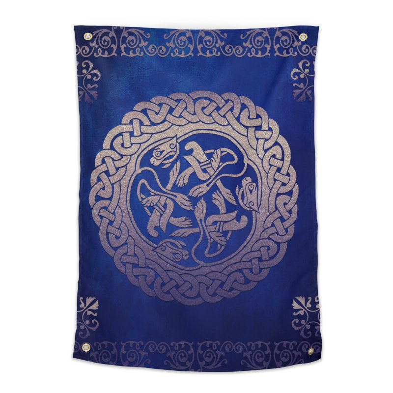 Indigo Sky Home Tapestry by Noir Designs