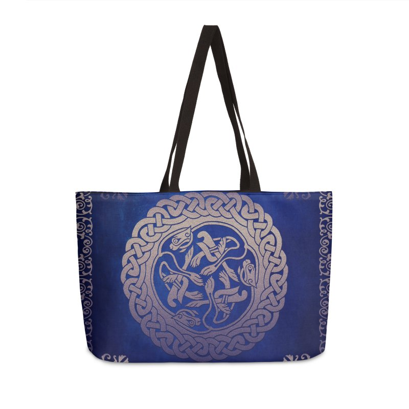 Indigo Sky Accessories Weekender Bag Bag by Noir Designs
