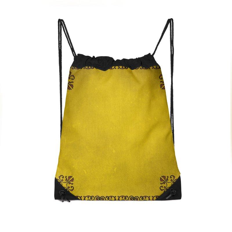 Golden Sun Accessories Bag by Noir Designs