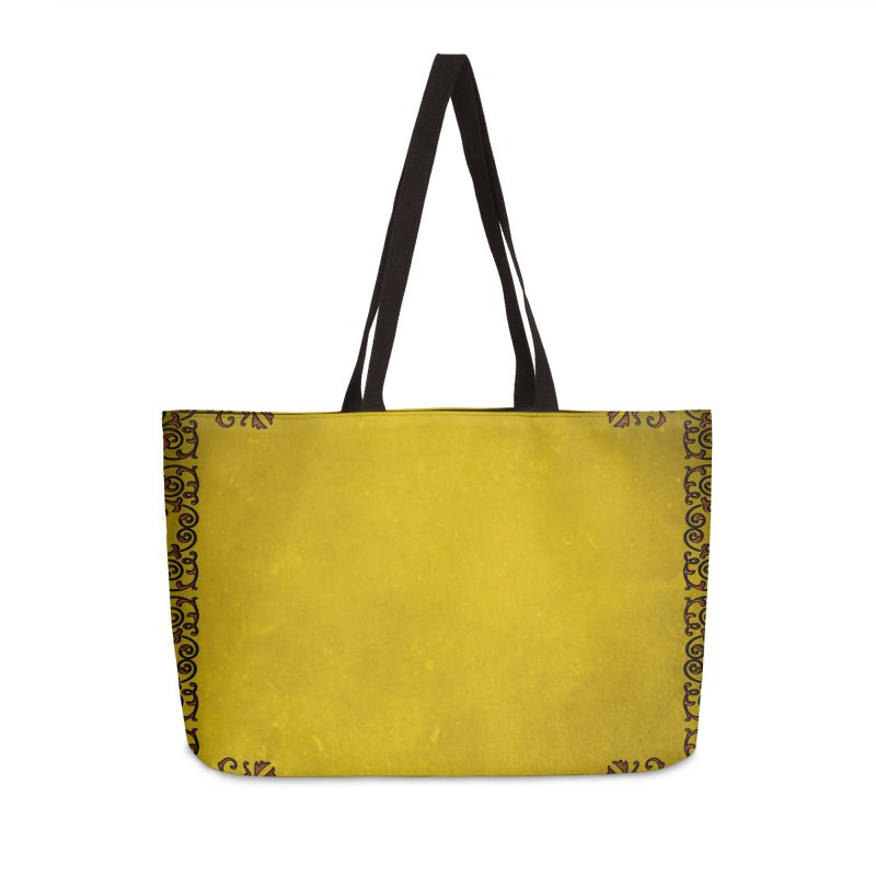Golden Sun Accessories Weekender Bag Bag by Noir Designs