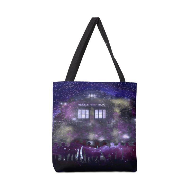 Twelve Accessories Tote Bag Bag by Noir Designs
