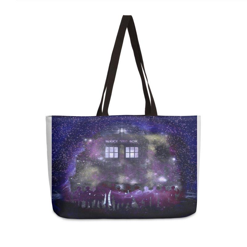 Twelve Accessories Weekender Bag Bag by Noir Designs