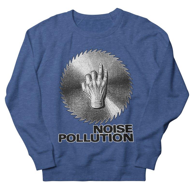 Sawblade Men's Sweatshirt by noisepollution's Artist Shop