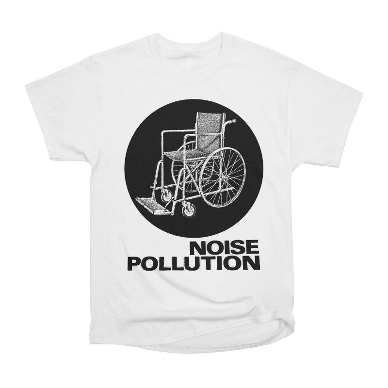 Wheelchair Women's T-Shirt by noisepollution's Artist Shop
