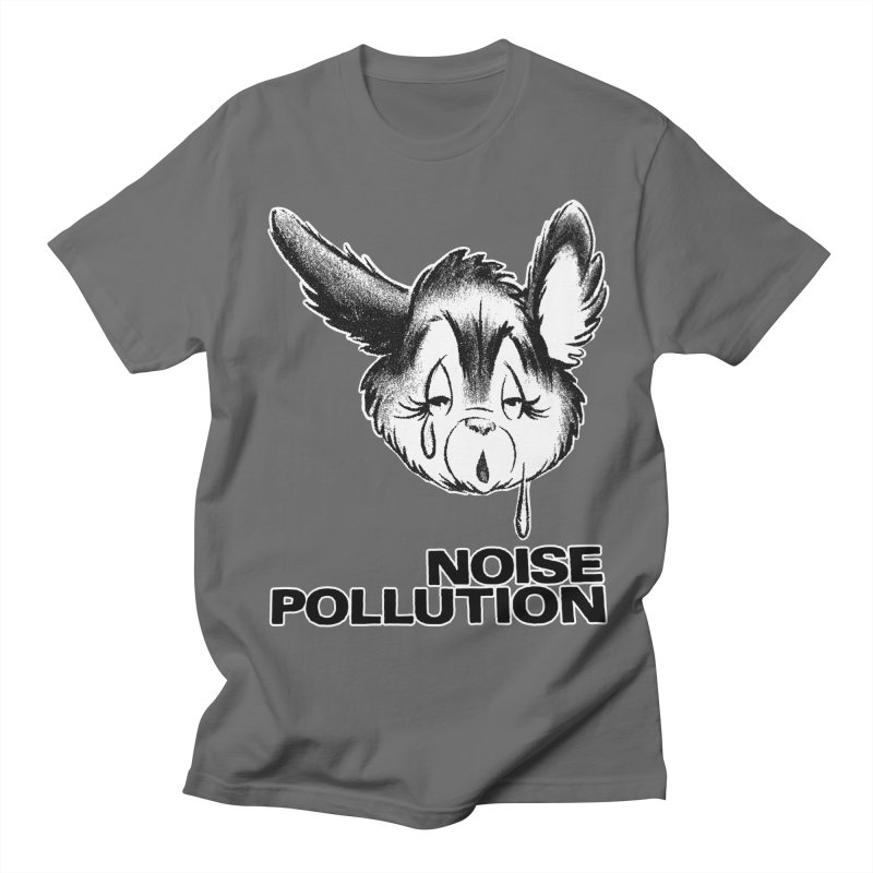 Donkey Men's T-Shirt by noisepollution's Artist Shop