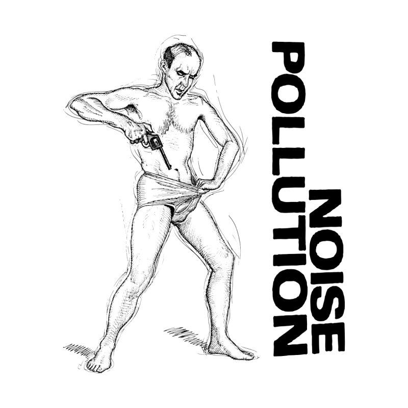 Man Men's T-Shirt by noisepollution's Artist Shop