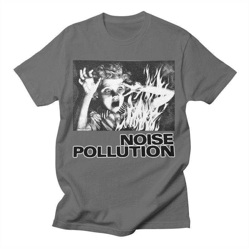 Fire Child Men's T-Shirt by noisepollution's Artist Shop