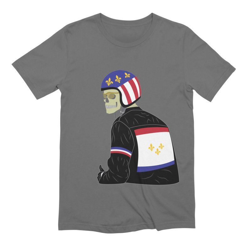 Big Easy Rider Loose Fit T-Shirt by NOLA 'Nacular's Shop