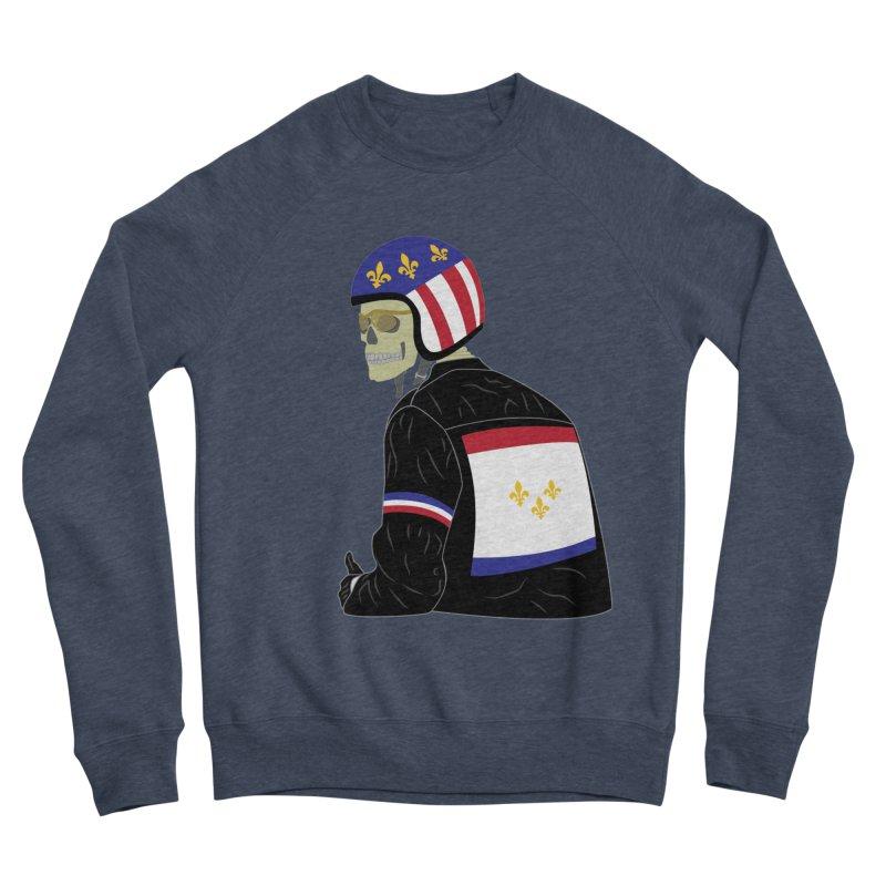 Big Easy Rider Women's Sponge Fleece Sweatshirt by NOLA 'Nacular's Shop
