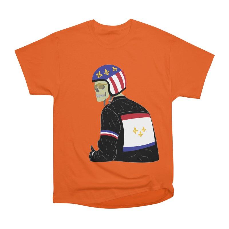 Big Easy Rider Men's T-Shirt by NOLA 'Nacular's Shop