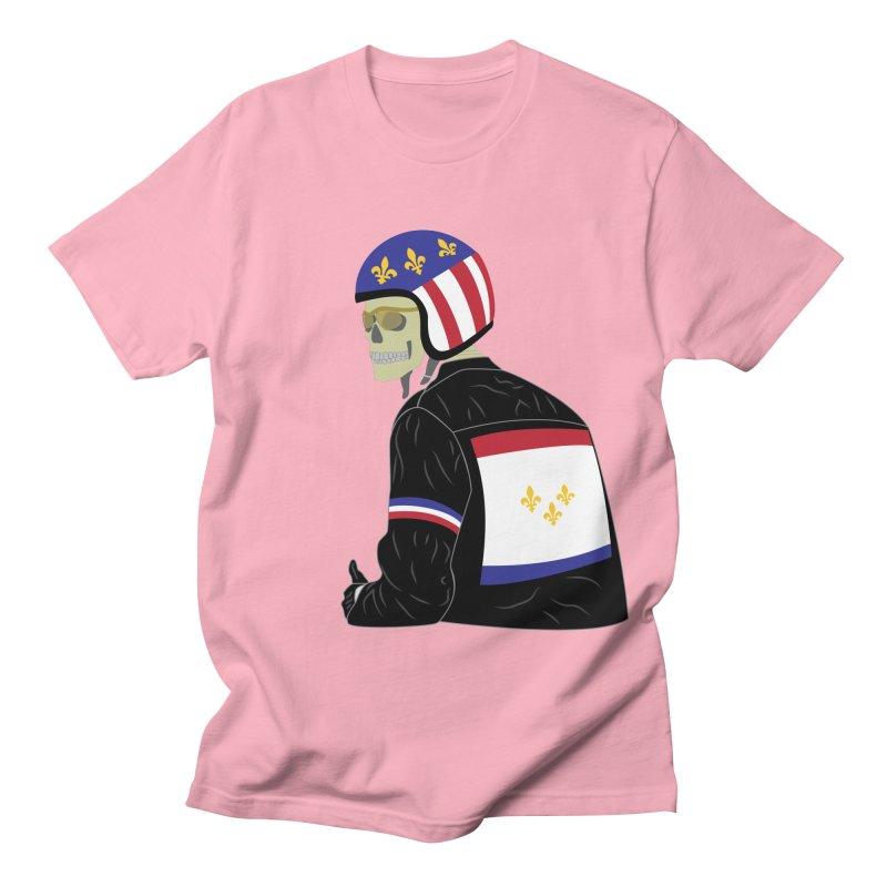 Big Easy Rider Women's Regular Unisex T-Shirt by NOLA 'Nacular's Shop