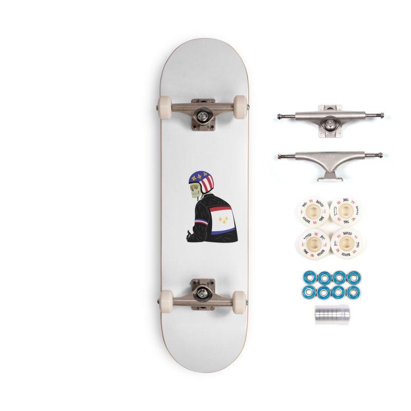 Big Easy Rider Accessories Complete - Premium Skateboard by NOLA 'Nacular's Shop