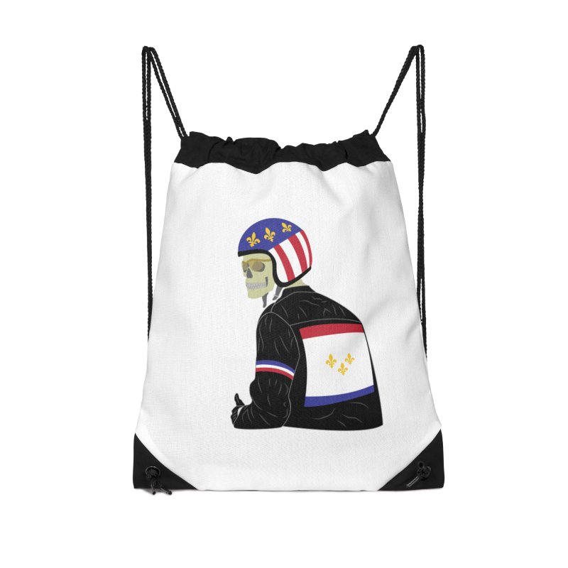 Big Easy Rider Accessories Bag by NOLA 'Nacular's Shop