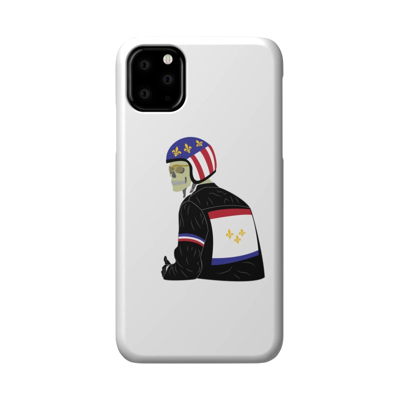Big Easy Rider Accessories Phone Case by NOLA 'Nacular's Shop