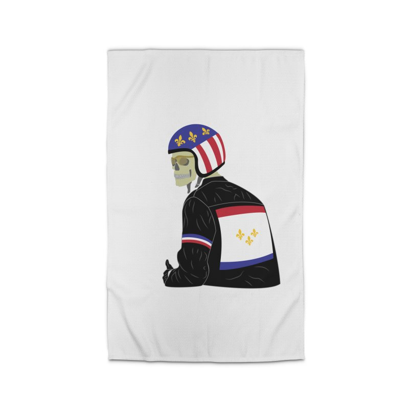 Big Easy Rider Prints + Decor Rug by NOLA 'Nacular's Shop