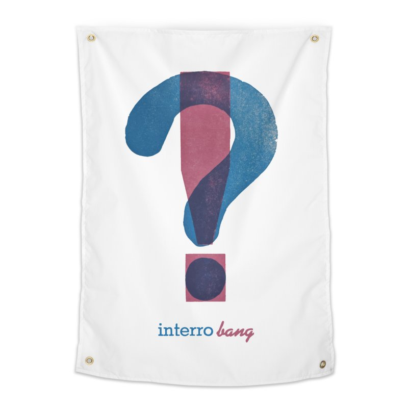 interro bang Home Tapestry by NOLA 'Nacular's Shop