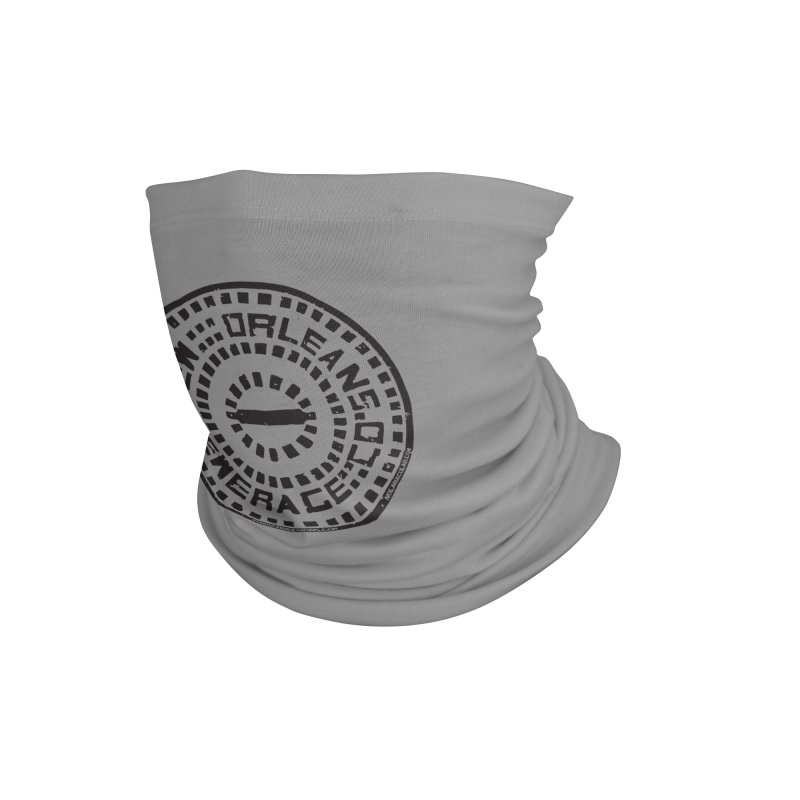 New Orleans Sewerage Co. Accessories Neck Gaiter by NOLA 'Nacular's Shop
