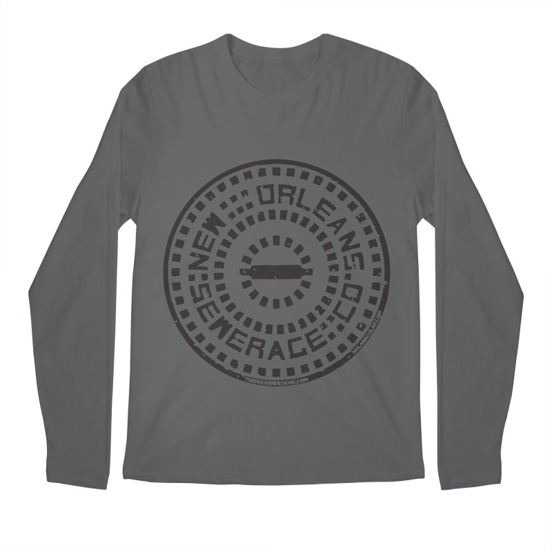 New Orleans Sewerage Co. Loose Fit Longsleeve T-Shirt by NOLA 'Nacular's Shop