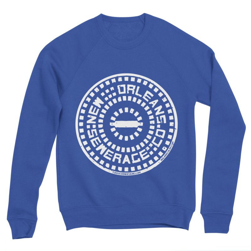 New Orleans Sewerage Co. Loose Fit Sweatshirt by NOLA 'Nacular's Shop