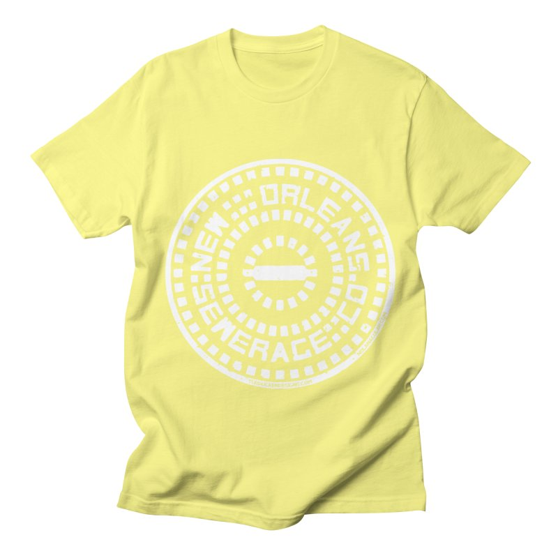 New Orleans Sewerage Co. Women's Regular Unisex T-Shirt by NOLA 'Nacular's Shop