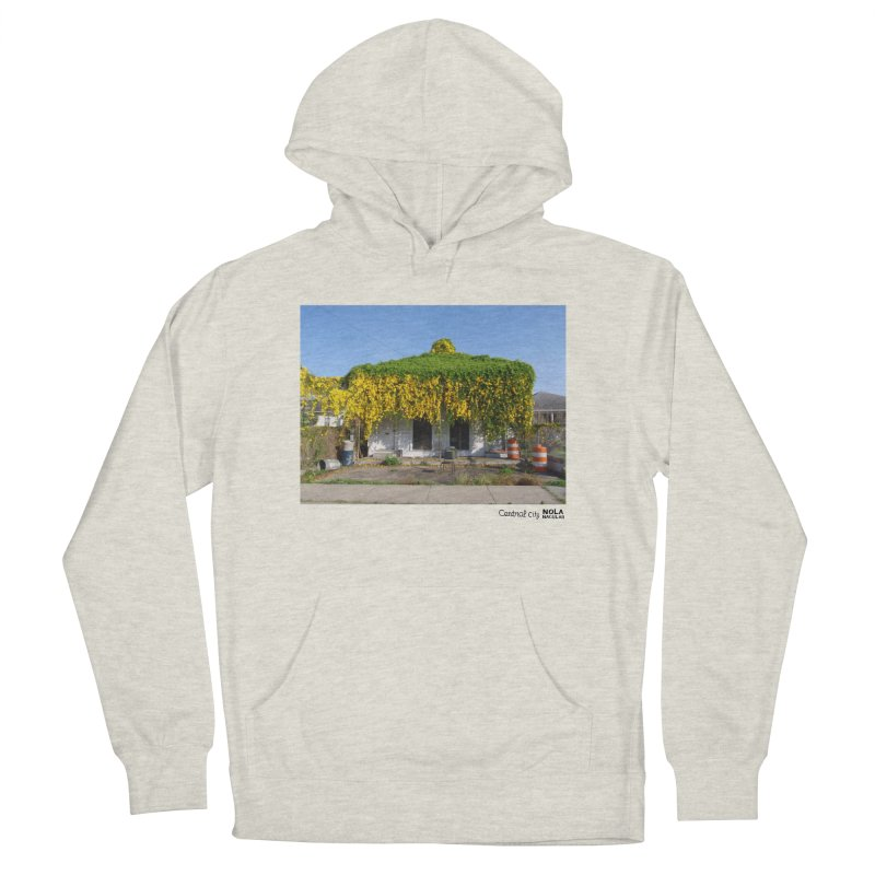 Cat's Claws in Central City Women's French Terry Pullover Hoody by NOLA 'Nacular's Shop