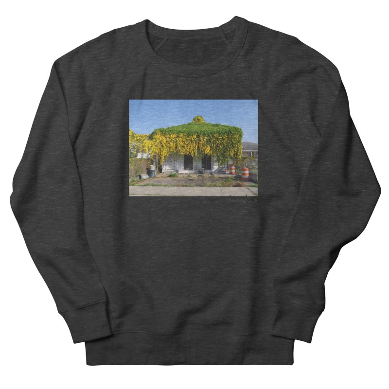 Cat's Claws in Central City Women's French Terry Sweatshirt by NOLA 'Nacular's Shop