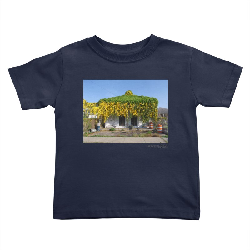 Cat's Claws in Central City Kids Toddler T-Shirt by NOLA 'Nacular's Shop