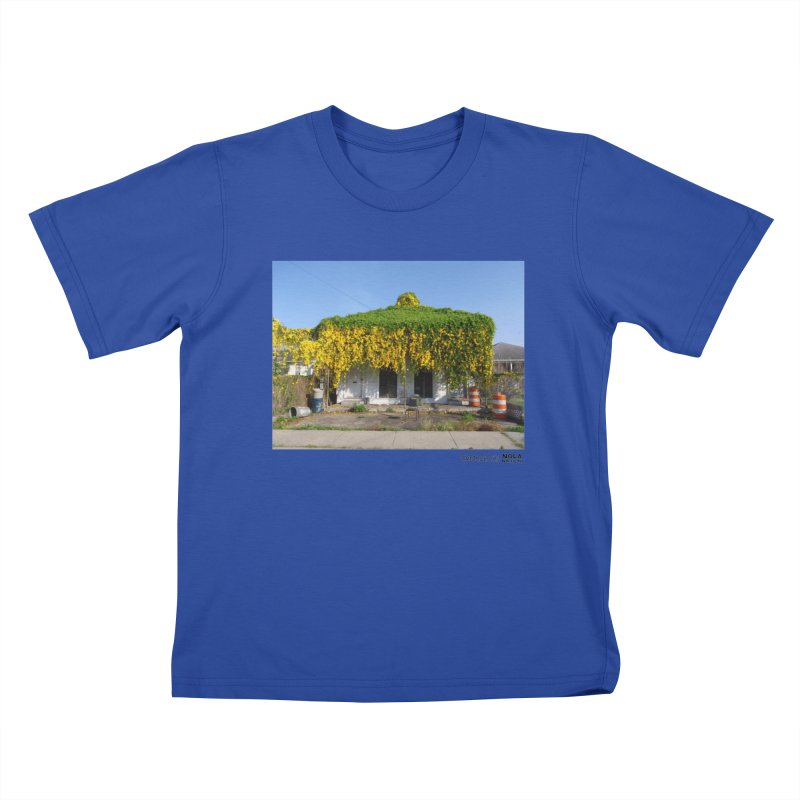 Cat's Claws in Central City Kids T-Shirt by NOLA 'Nacular's Shop