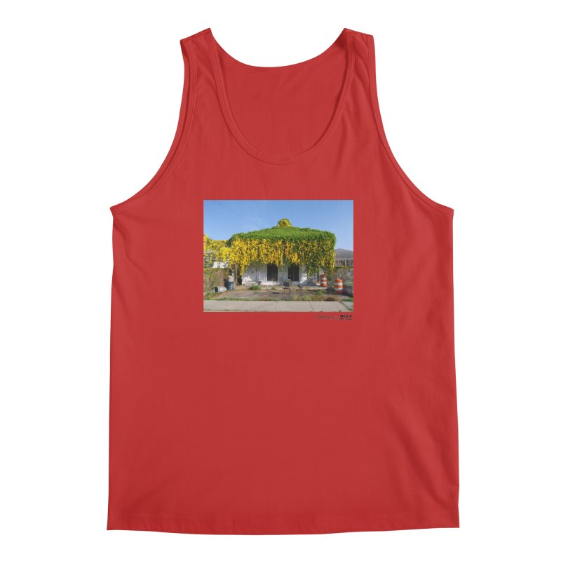 Cat's Claws in Central City Men's Regular Tank by NOLA 'Nacular's Shop