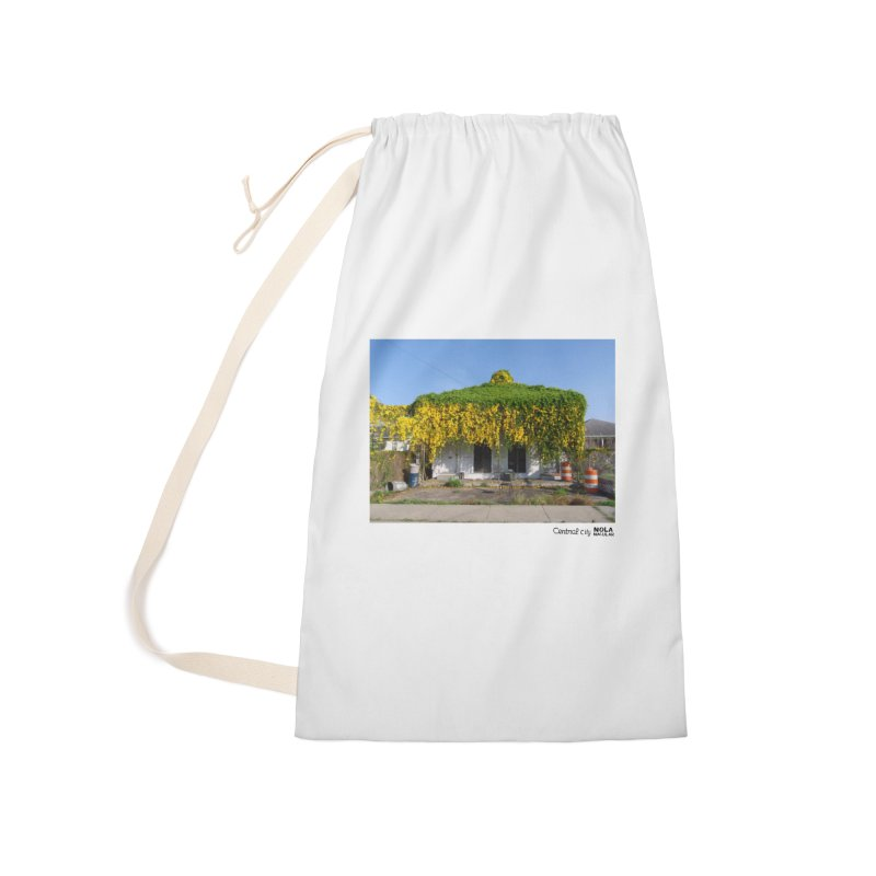 Cat's Claws in Central City Accessories Laundry Bag Bag by NOLA 'Nacular's Shop