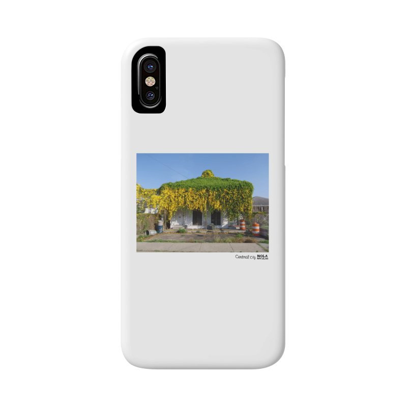 Cat's Claws in Central City Accessories Phone Case by NOLA 'Nacular's Shop
