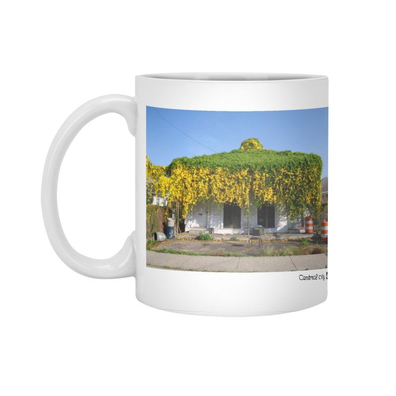 Cat's Claws in Central City Accessories Standard Mug by NOLA 'Nacular's Shop