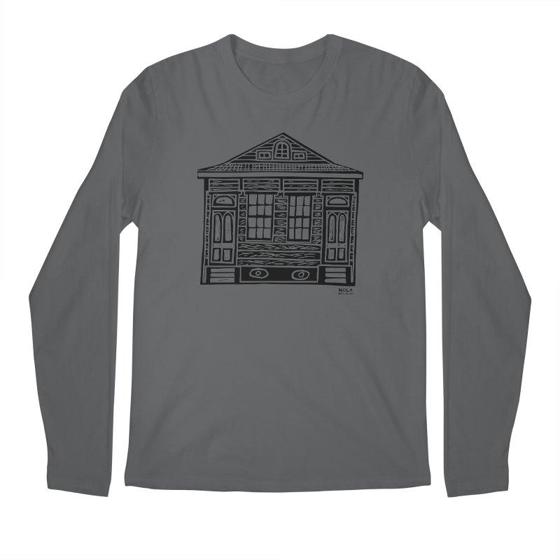 Four Bay Shot Gun in black Loose Fit Longsleeve T-Shirt by NOLA 'Nacular's Shop