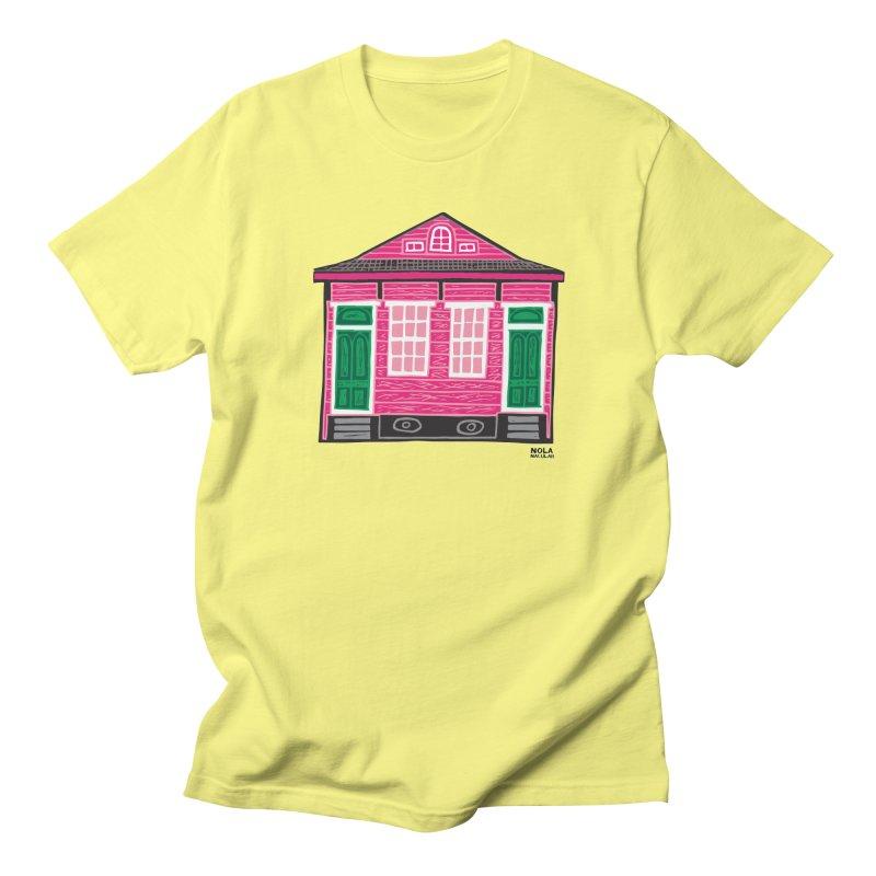 Four Bay Shot Gun in color Men's Regular T-Shirt by NOLA 'Nacular's Shop