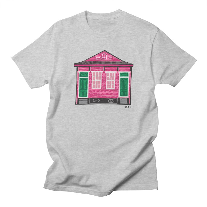Four Bay Shot Gun in color Women's Regular Unisex T-Shirt by NOLA 'Nacular's Shop